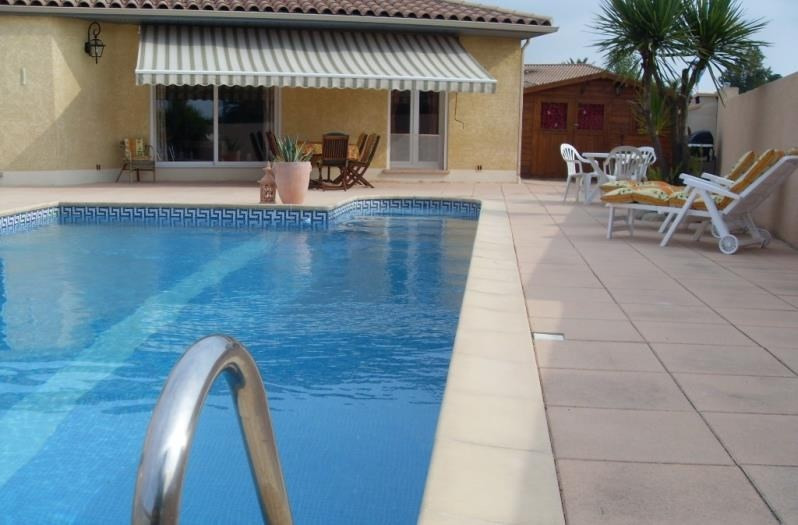 Vente maison / villa Canet en roussillon 320000€ - Photo 1
