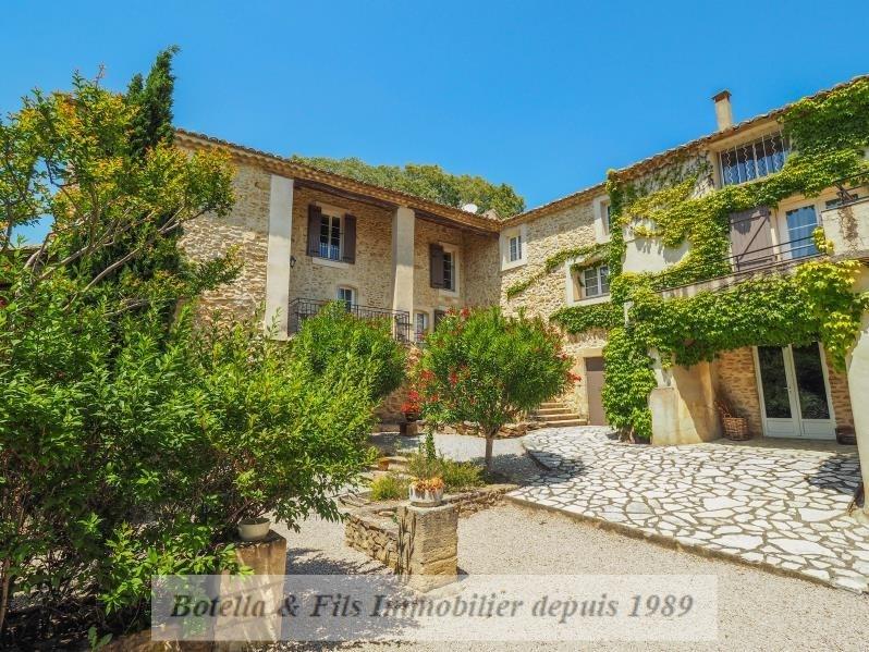 Immobile residenziali di prestigio casa Uzes 1196000€ - Fotografia 5