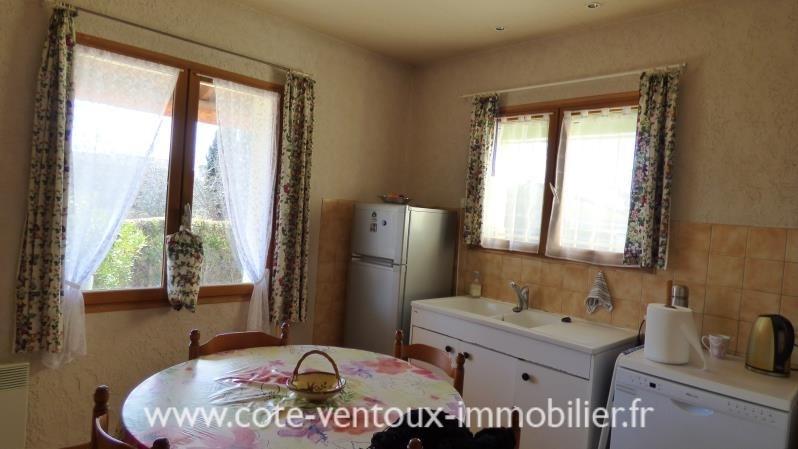 Vente maison / villa Aubignan 232000€ - Photo 3