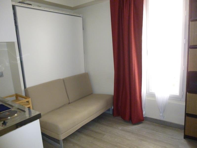 Vente appartement Paris 18ème 165000€ - Photo 2