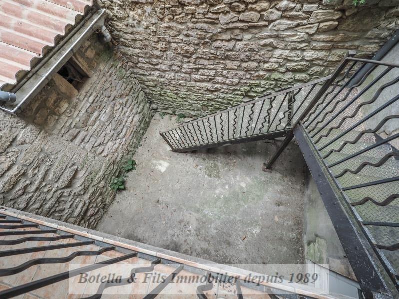 Venta  casa Barjac 117000€ - Fotografía 3