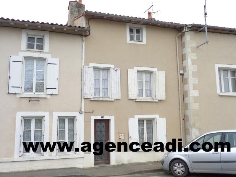 Vente maison / villa La mothe st heray 27 950€ - Photo 1