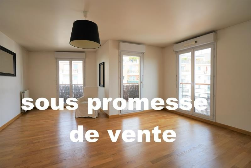 Vente appartement Bois colombes 549 600€ - Photo 1