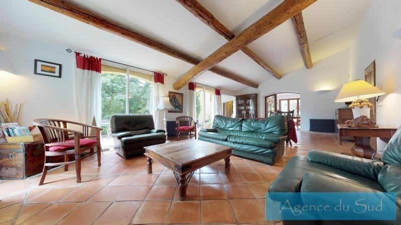 Vente de prestige maison / villa La bouilladisse 650000€ - Photo 2