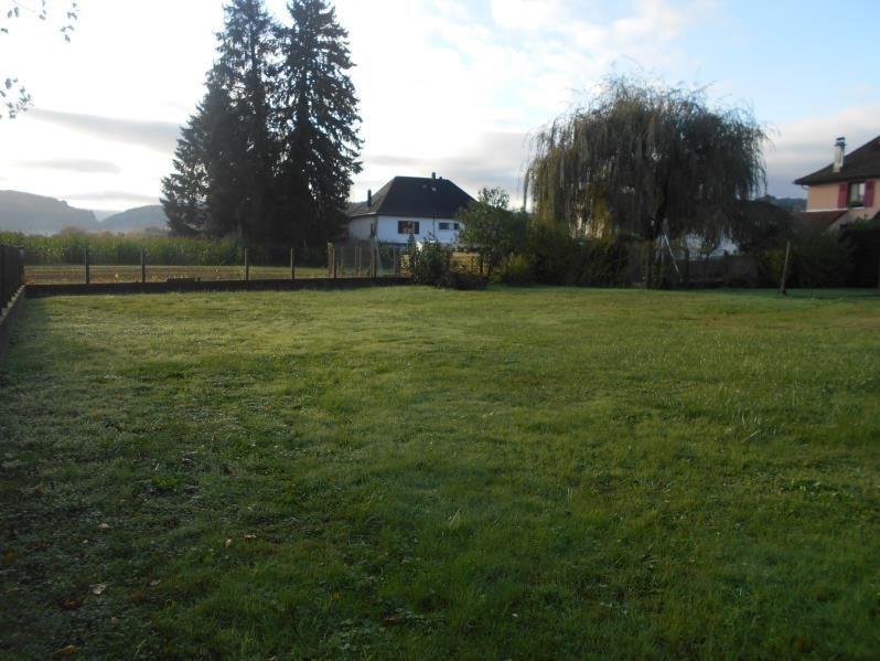 Vente maison / villa St jean d'avelanne 138000€ - Photo 7