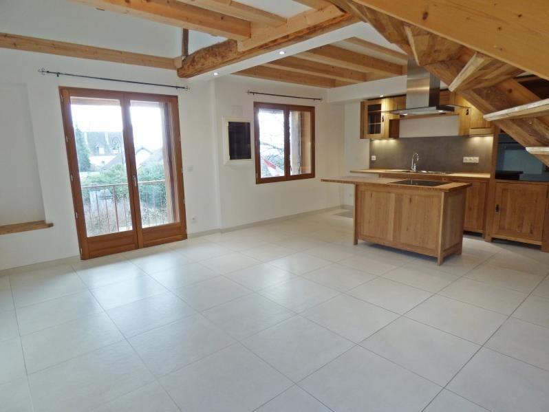 Vendita appartamento Tresserve 266000€ - Fotografia 1