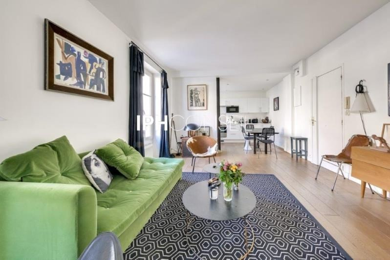 Vente de prestige appartement Neuilly sur seine 960000€ - Photo 4