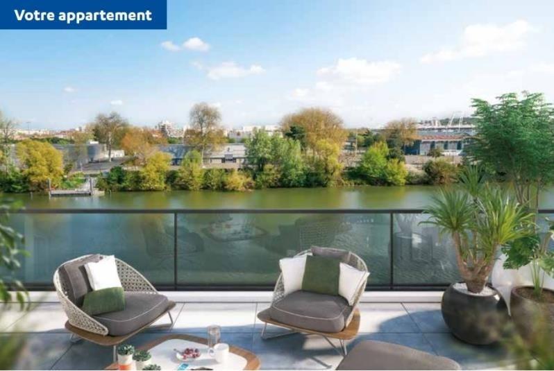 Vente appartement Toulouse 480000€ - Photo 2