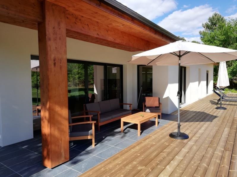 Sale house / villa Pontenx les forges 470000€ - Picture 1