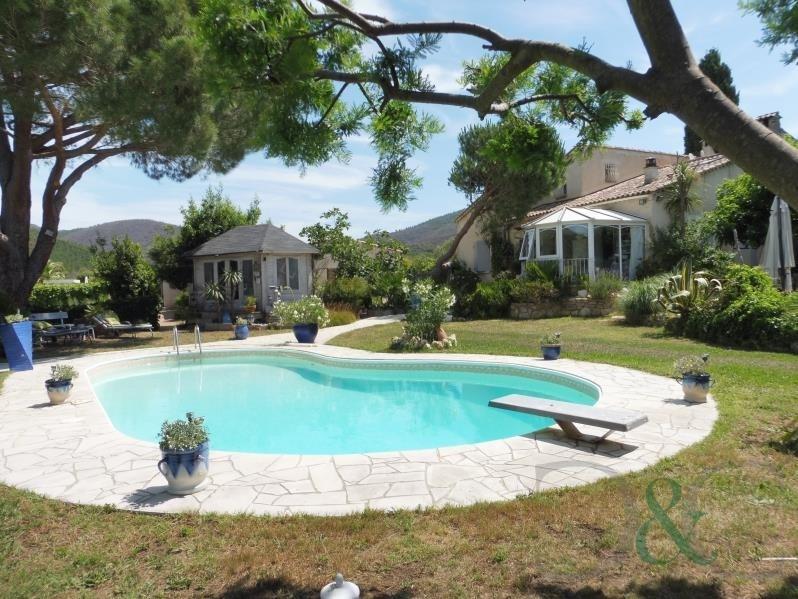 Vente maison / villa Bormes les mimosas 890000€ - Photo 2