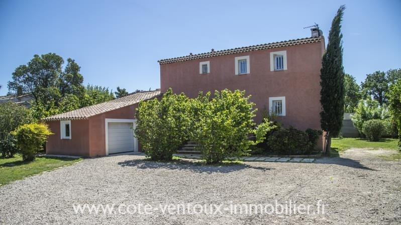 Vente maison / villa Aubignan 325 000€ - Photo 15