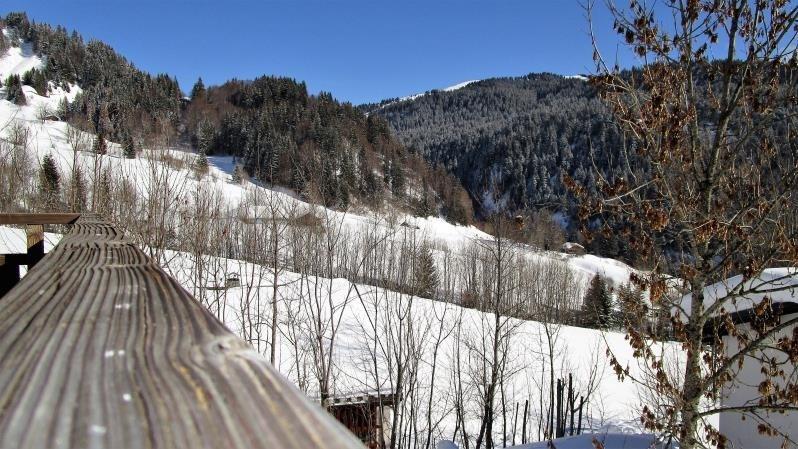 Venta de prestigio  casa La giettaz 682500€ - Fotografía 3