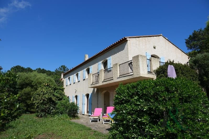 Sale house / villa Rayol canadel sur mer 754000€ - Picture 1