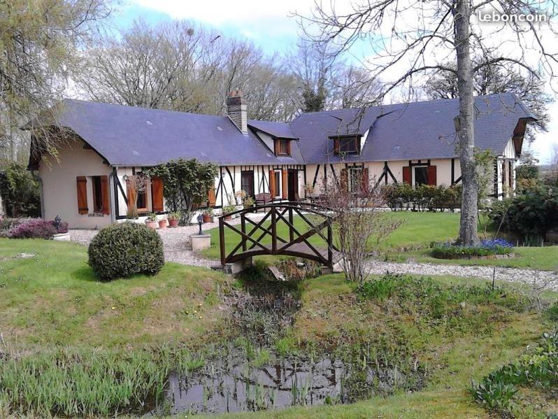 Sale house / villa Conches en ouche 224000€ - Picture 1