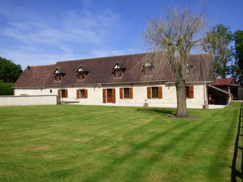Vente maison / villa Moulins la marche 328000€ - Photo 1