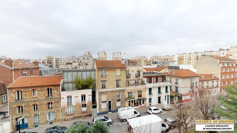 Sale apartment Boulogne billancourt 429000€ - Picture 4