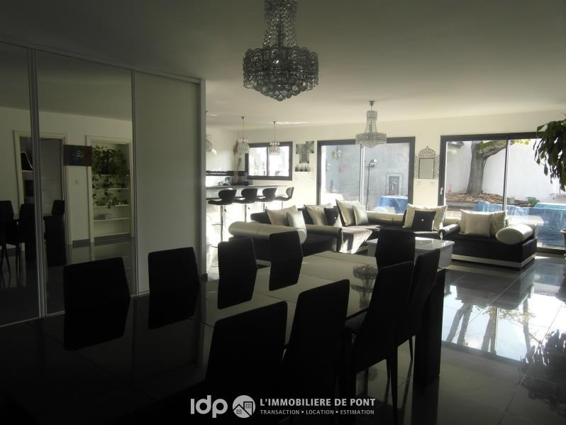Vente maison / villa Charvieu chavagneux 410 000€ - Photo 2