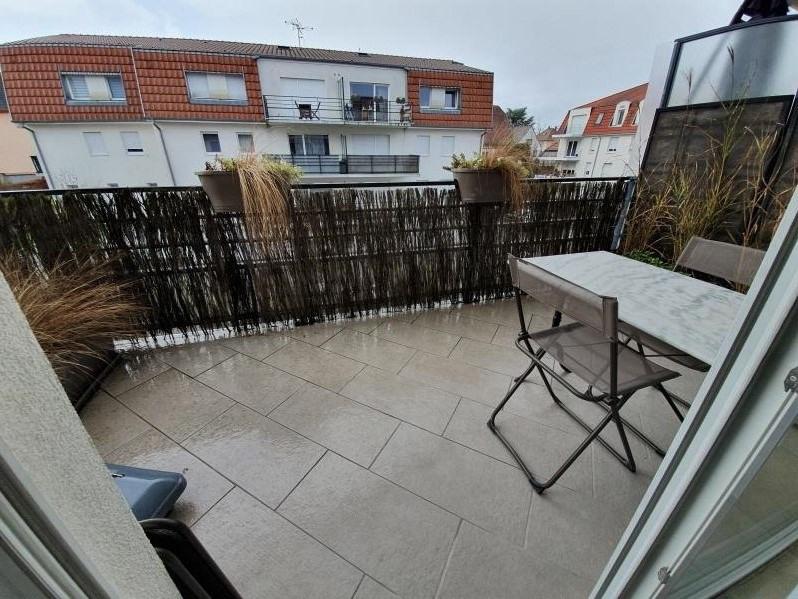 Sale apartment Holtzheim 195000€ - Picture 5