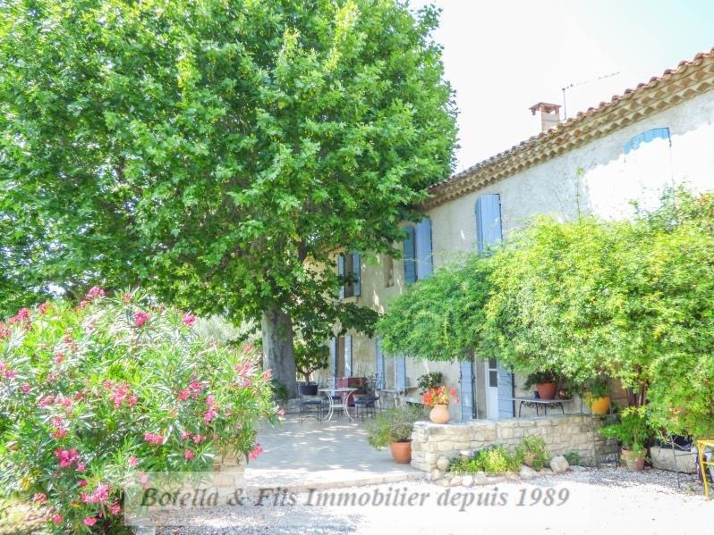 Verkoop van prestige  huis Uzes 997000€ - Foto 17
