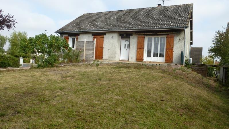Vente maison / villa Vienne en val 168000€ - Photo 1