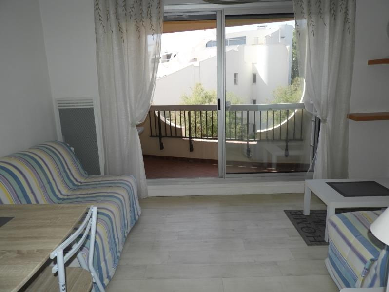Rental apartment La grande motte 495€ CC - Picture 5
