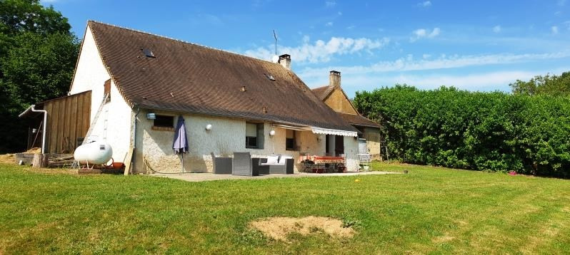 Sale house / villa St jean de la motte 224000€ - Picture 1