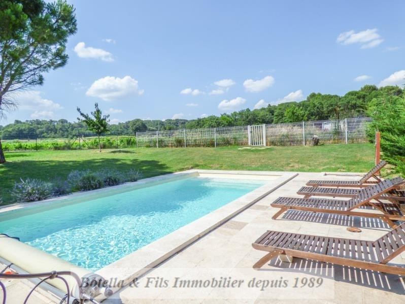 Verkoop van prestige  huis Uzes 997000€ - Foto 14