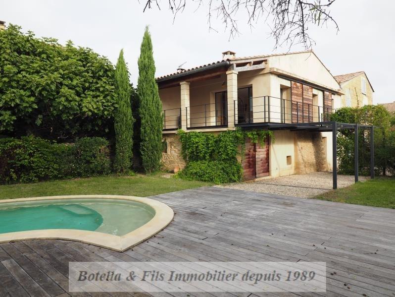Verkoop  huis Uzes 450000€ - Foto 1
