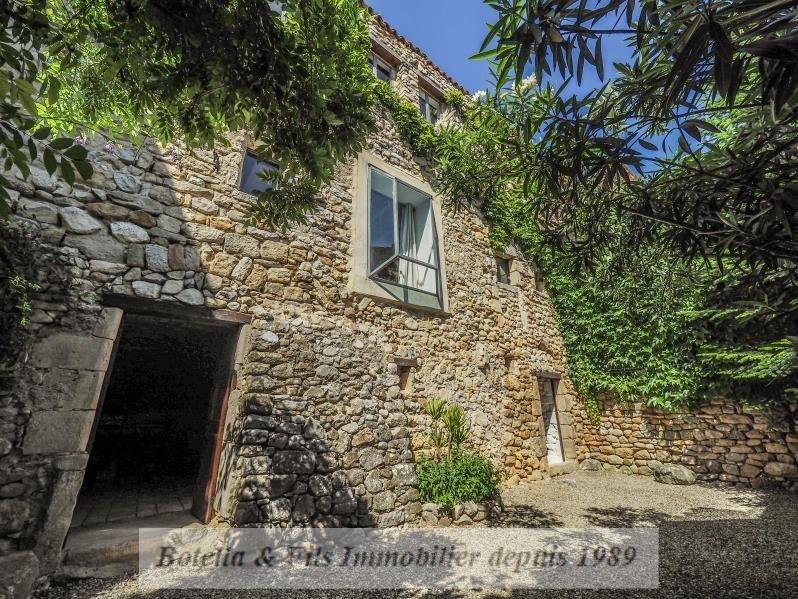 Vente maison / villa Barjac 230000€ - Photo 3