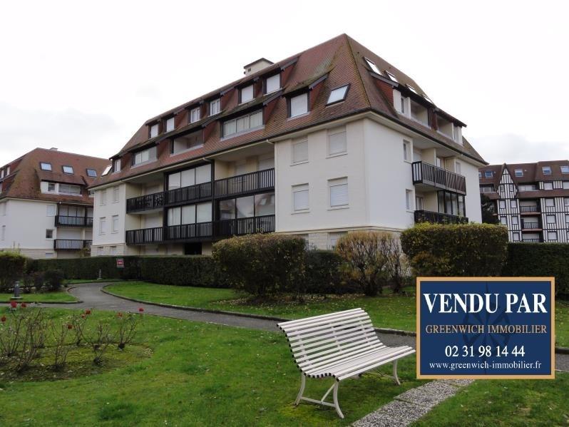 Vente appartement Villers sur mer 128000€ - Photo 1