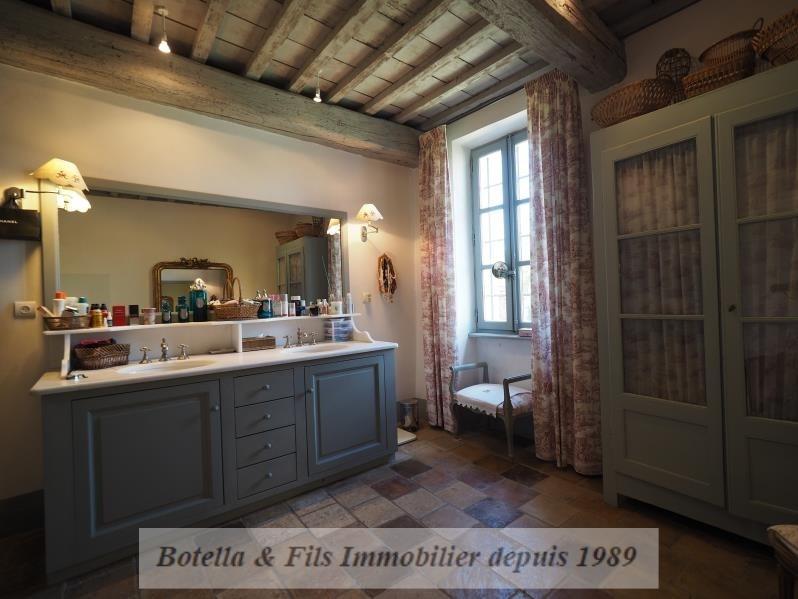 Vente de prestige maison / villa Uzes 1260000€ - Photo 9