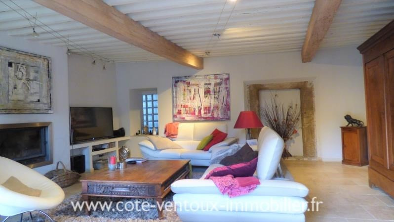 Vente de prestige maison / villa Sarrians 546 000€ - Photo 5