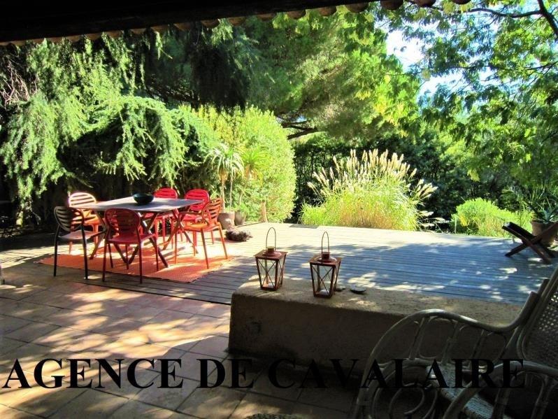 Deluxe sale house / villa Cavalaire sur mer 850000€ - Picture 1