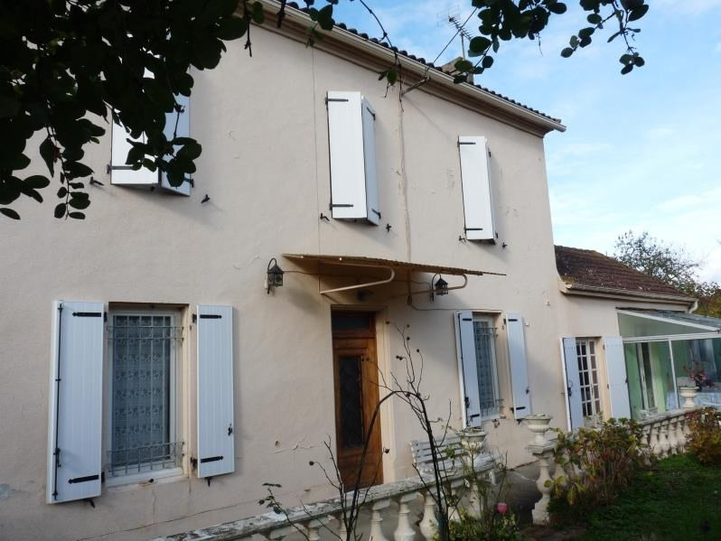 Vente maison / villa Le passage 159 000€ - Photo 1