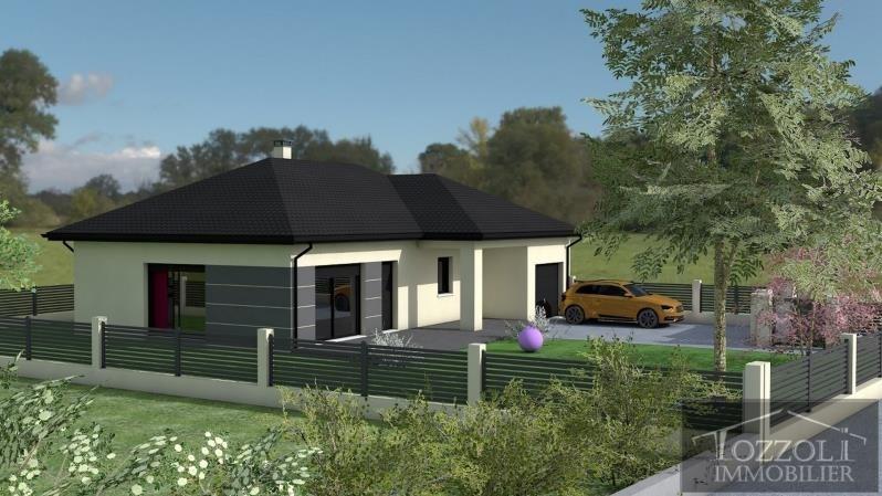 Vente maison / villa La verpilliere 253472€ - Photo 1