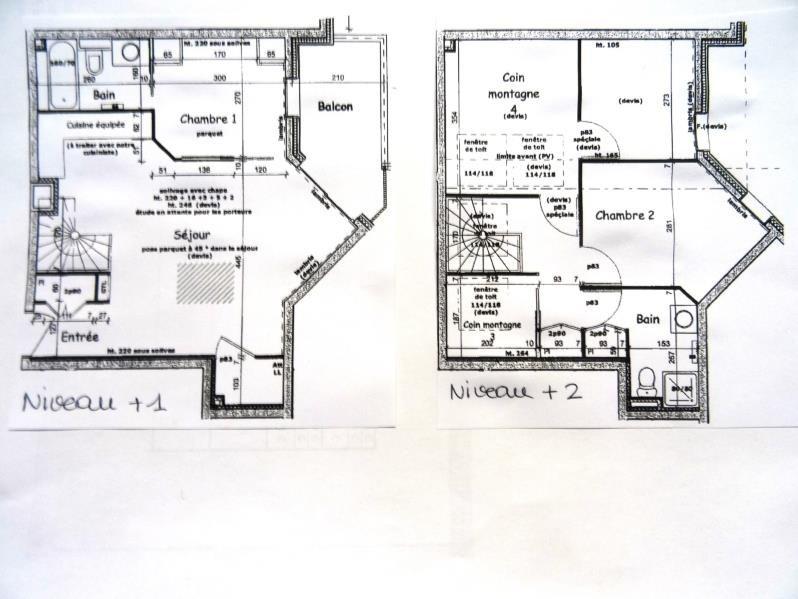 Vente de prestige appartement Les arcs 535000€ - Photo 13