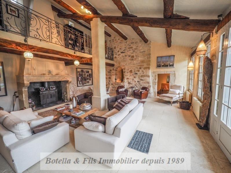 Immobile residenziali di prestigio casa Uzes 1680000€ - Fotografia 4