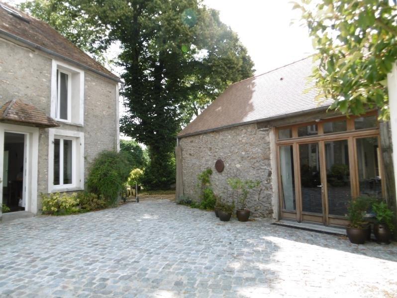 Vente maison / villa Pecqueuse 495000€ - Photo 1