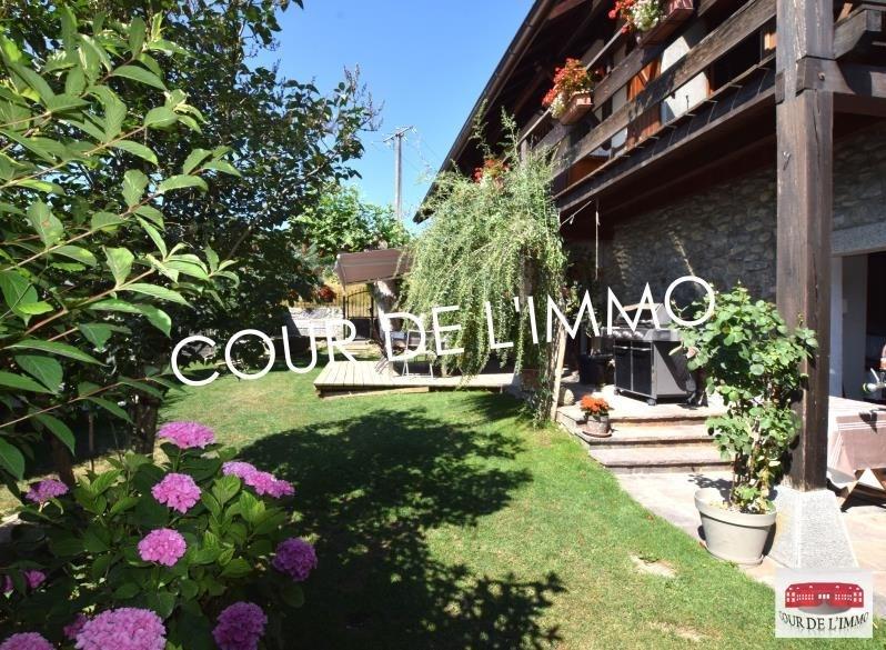 Verkauf von luxusobjekt haus Esery 659000€ - Fotografie 2