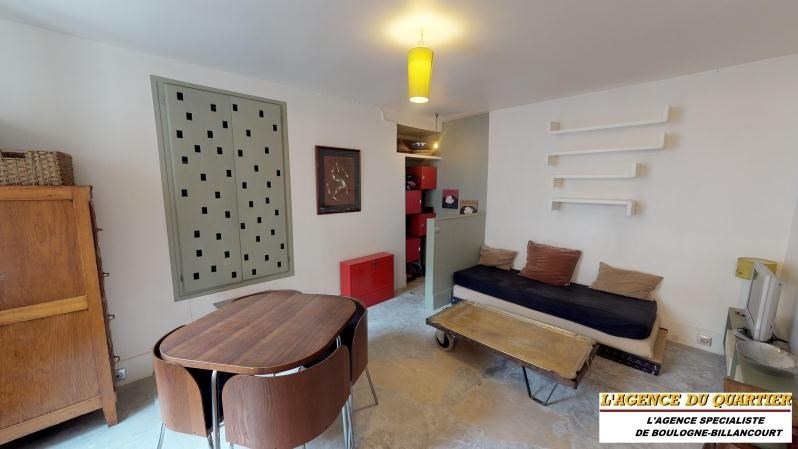 Sale apartment Paris 17ème 369 000€ - Picture 3