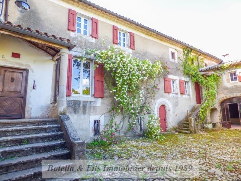 Verkoop van prestige  huis Anduze 1352000€ - Foto 17