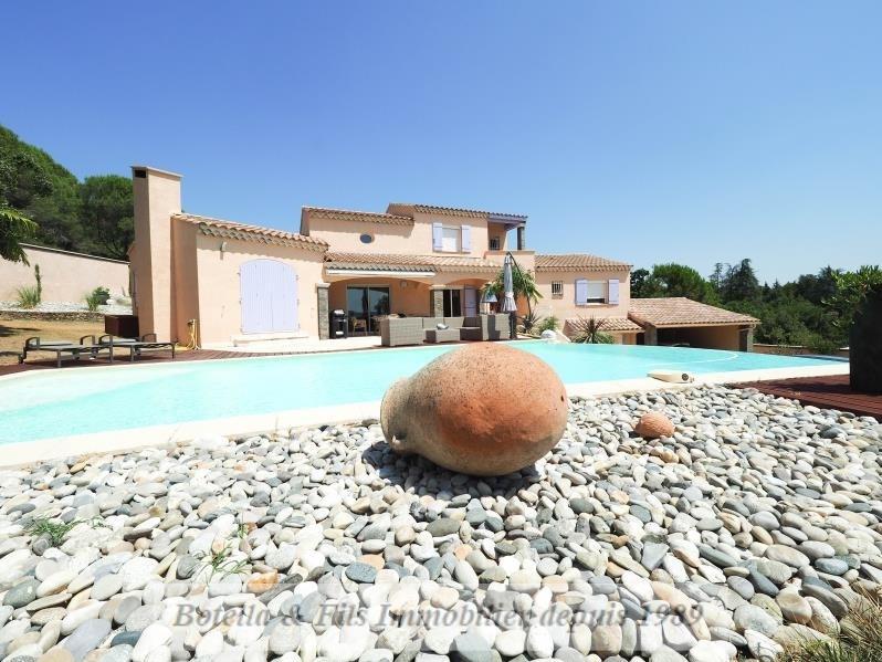 Vitalicio  casa Goudargues 226000€ - Fotografía 1