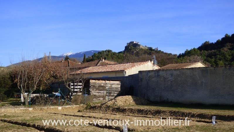 Sale site Entrechaux 83000€ - Picture 2
