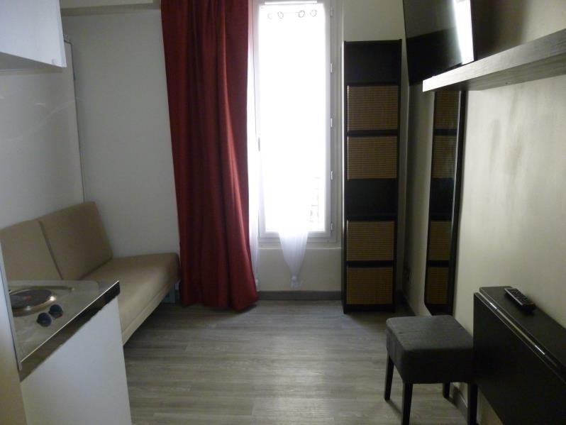 Vente appartement Paris 18ème 165000€ - Photo 1