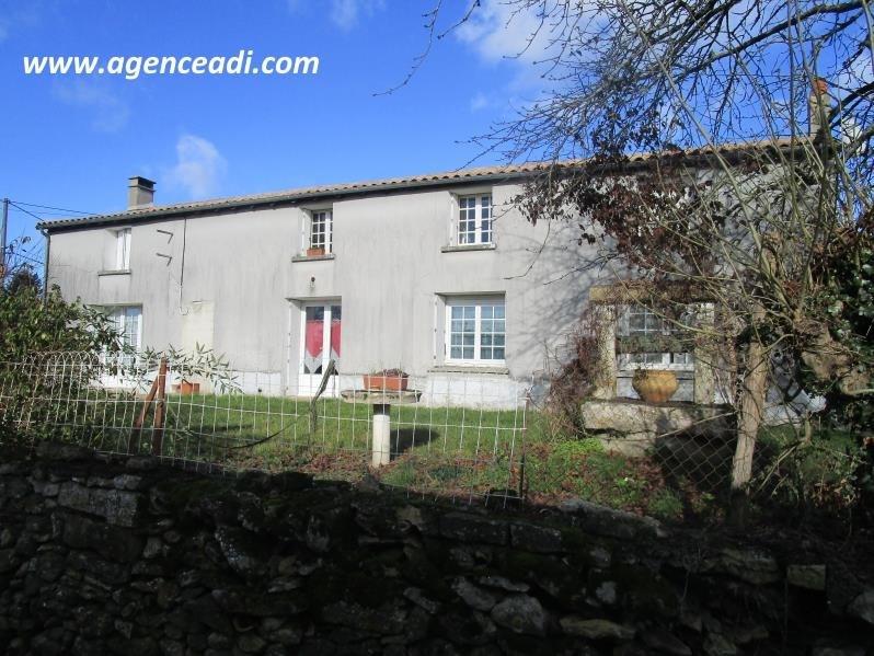Vente maison / villa Azay le brule 143500€ - Photo 1
