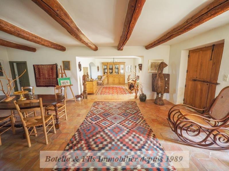 Vente de prestige maison / villa Uzes 998000€ - Photo 5