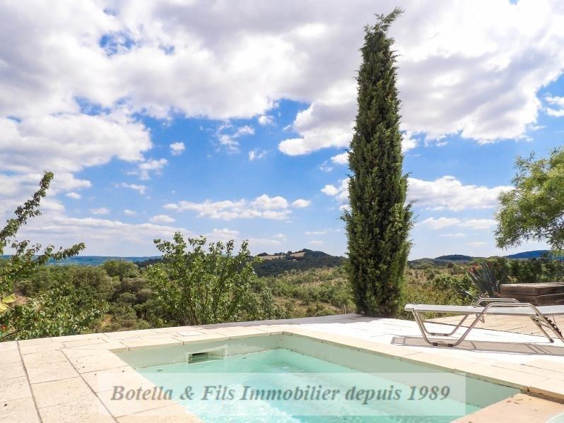 Vente de prestige maison / villa Barjac 624000€ - Photo 4