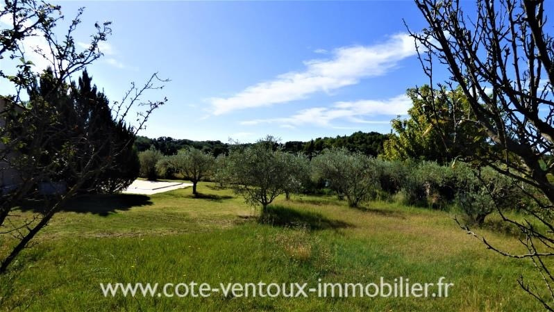 Sale house / villa Aubignan 472 000€ - Picture 8