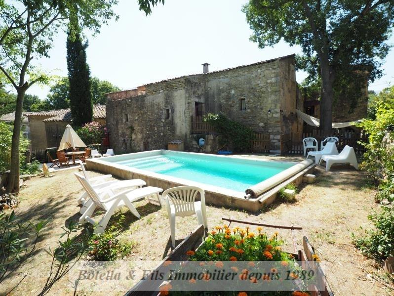 Immobile residenziali di prestigio casa Uzes 810000€ - Fotografia 2