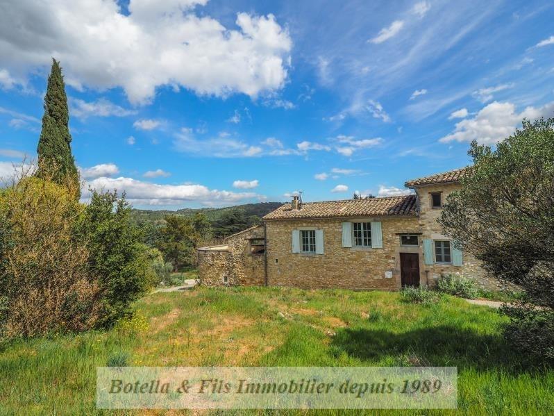 Verkoop van prestige  huis Uzes 533000€ - Foto 7